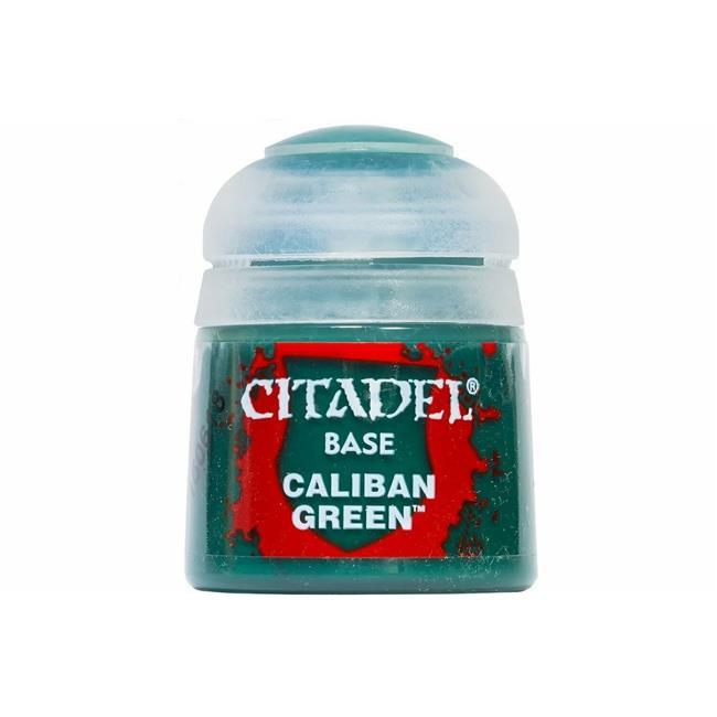 Base: Caliban Green