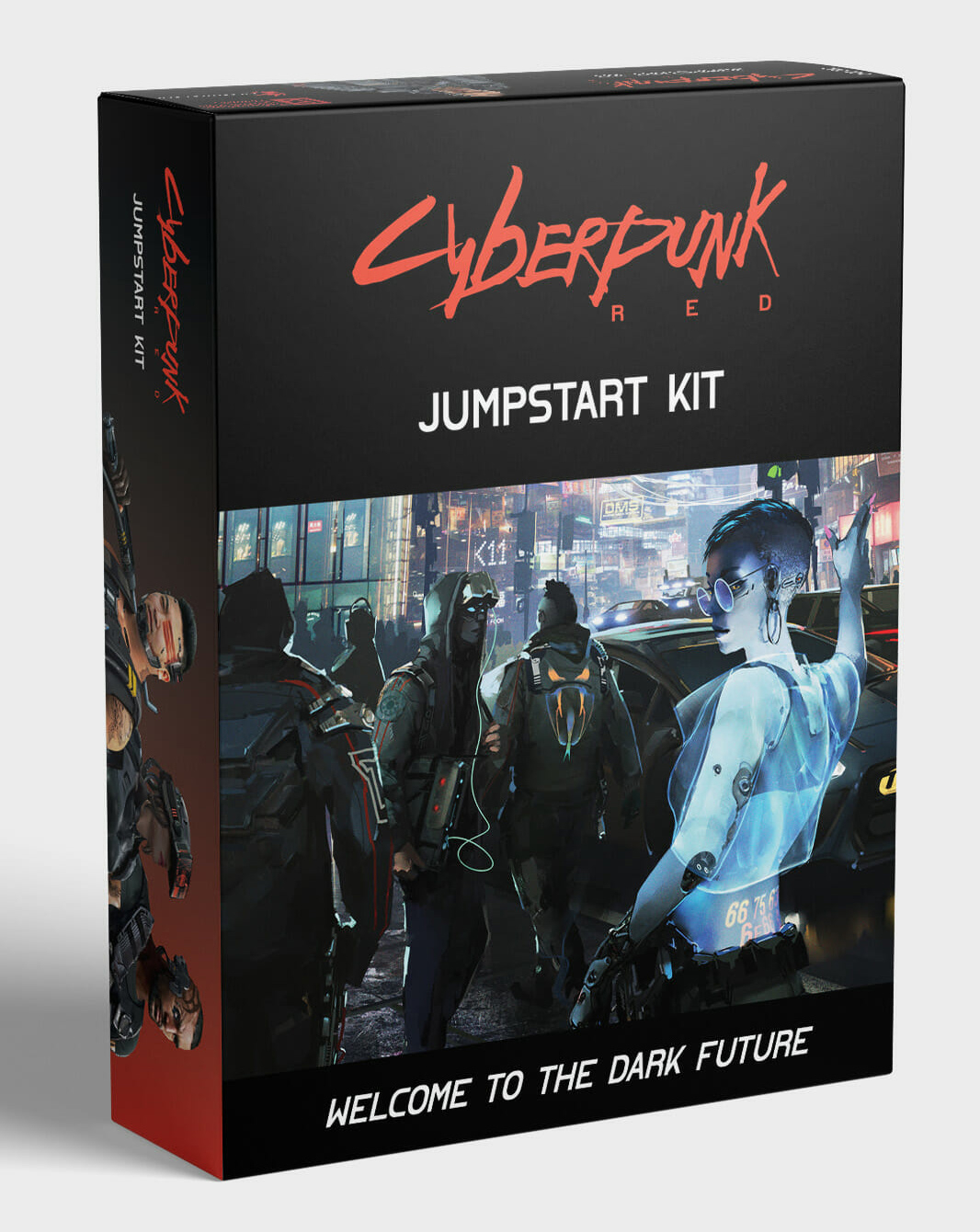 Cyberpunk Red: Jumpstart Kit - EN