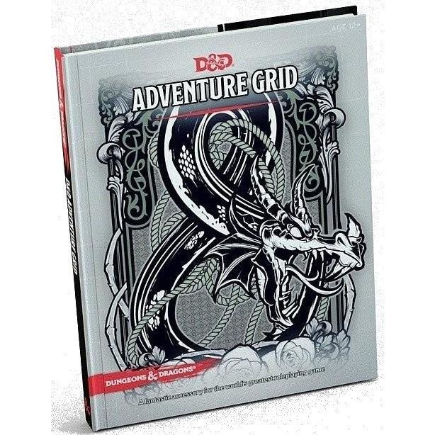 Dungeons  Dragons - Adventure Grid - EN