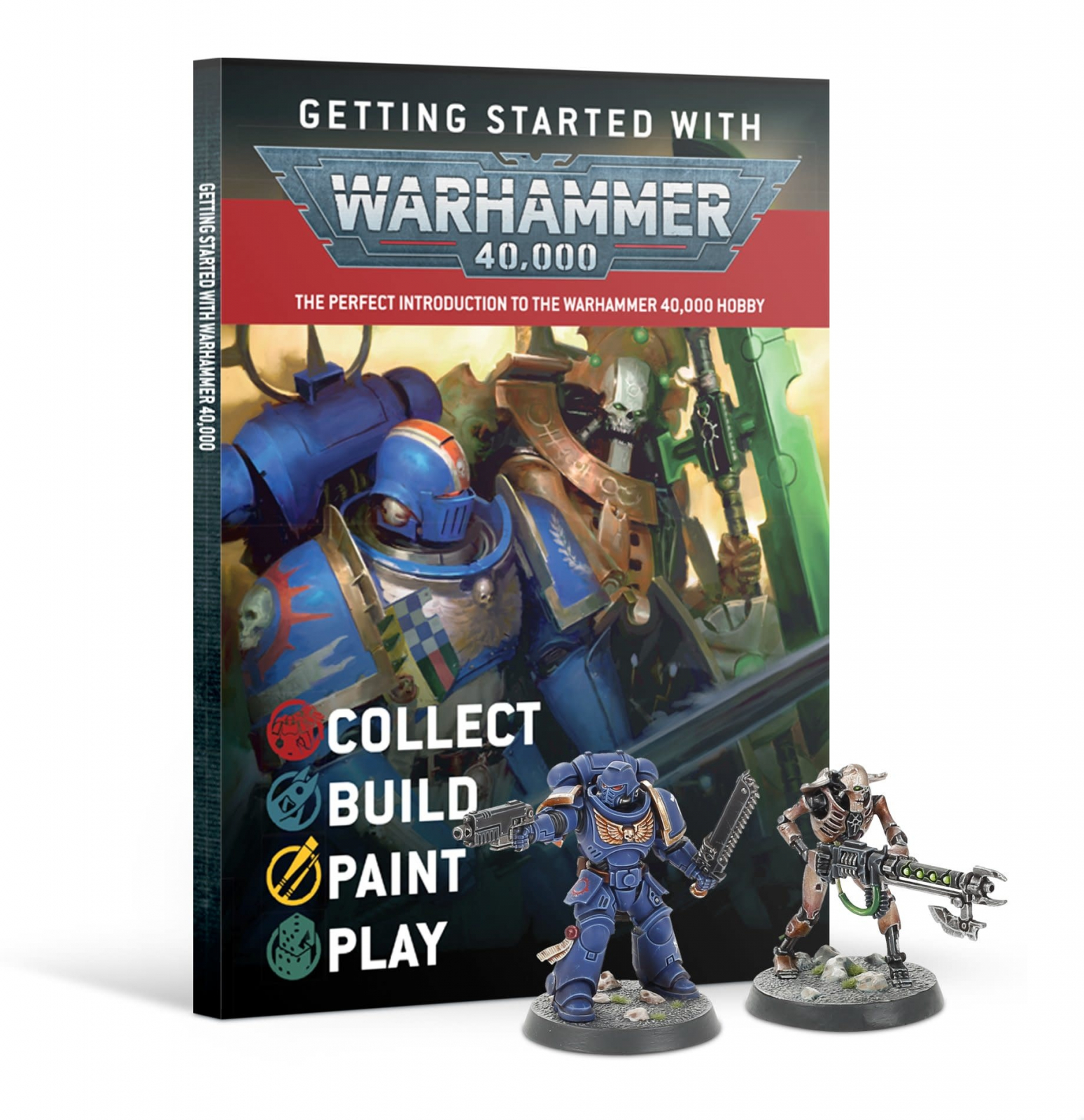 Getting Started With Warhammer 40k (New)