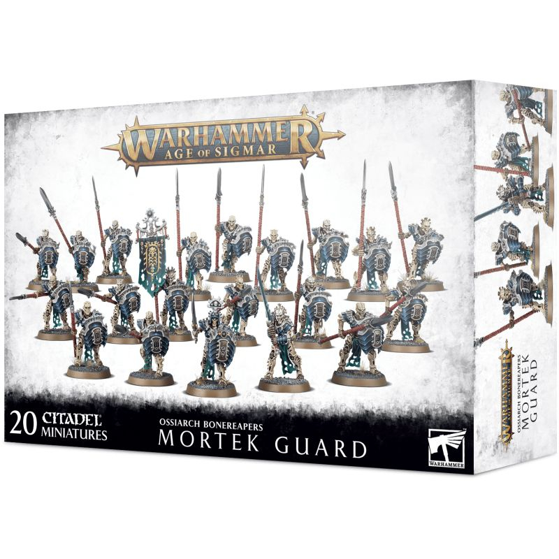 Ossiarch Bonereapers Mortekguard