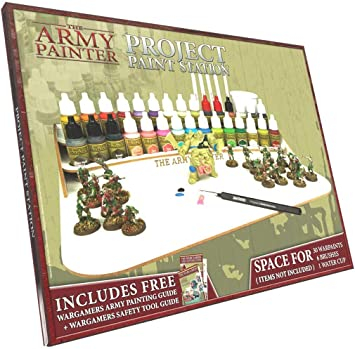Pret mic The Army Painter: Project Paint Station