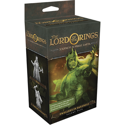 The Lord of the Rings: Journeys in Middle-Earth Dwellers in Darknes - EN