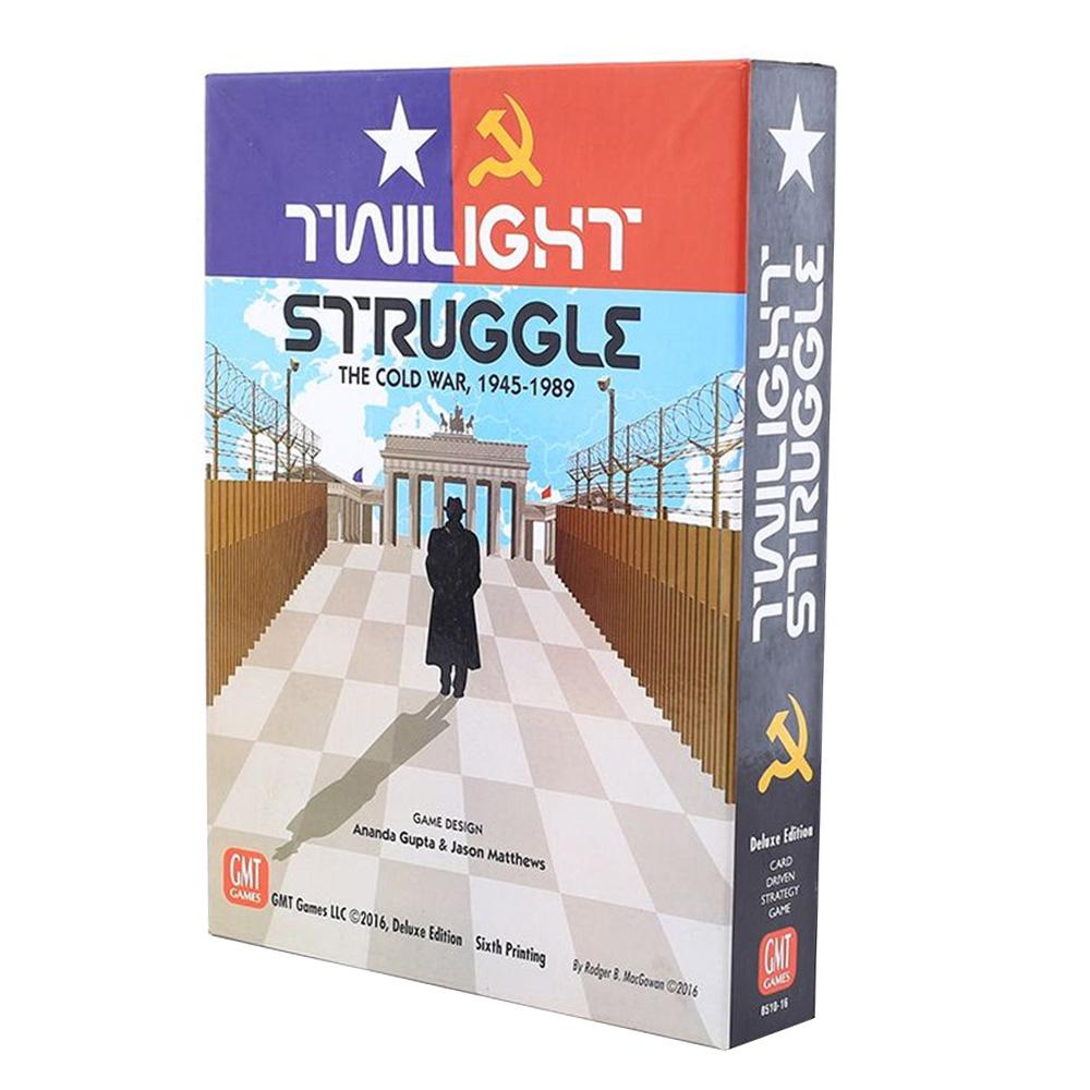 Twilight Struggle Deluxe Edition, 7th Printing - EN