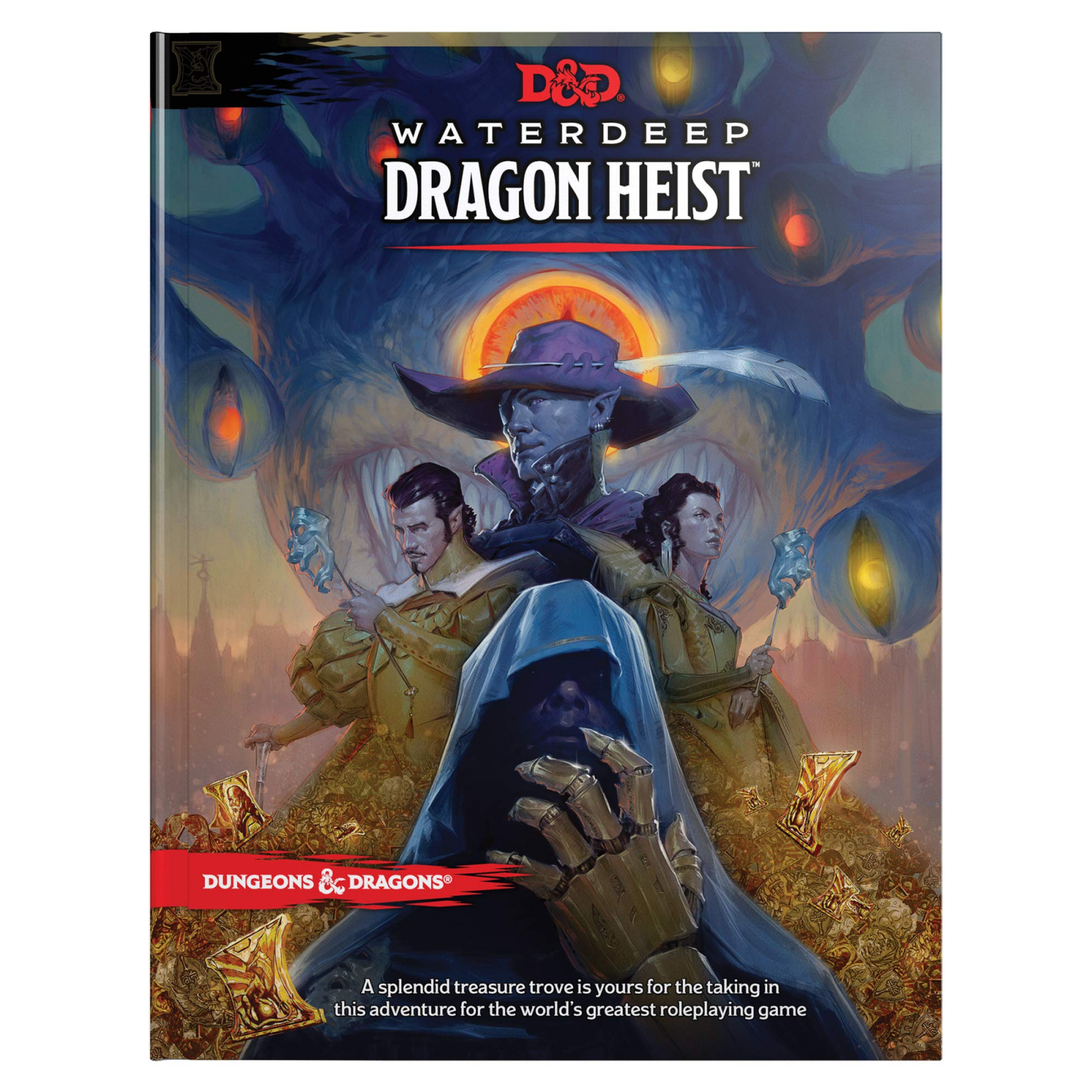 Waterdeep Dragon Heist Book