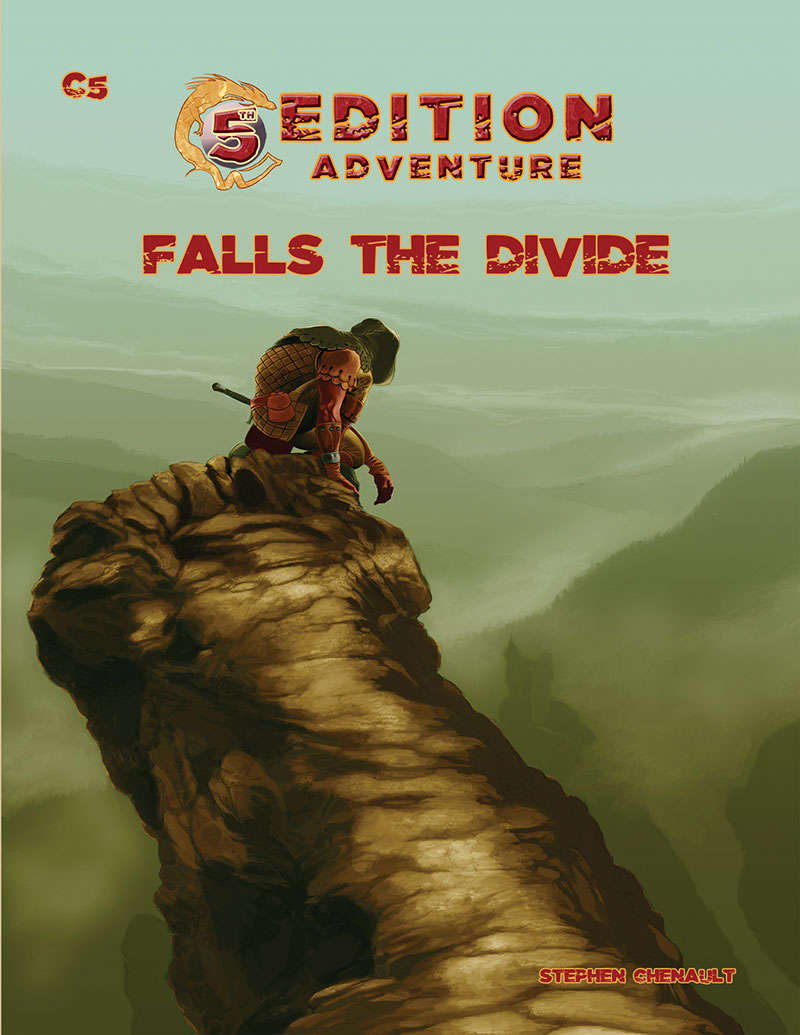 5th Edition Adventures - C5 Falls the Divide