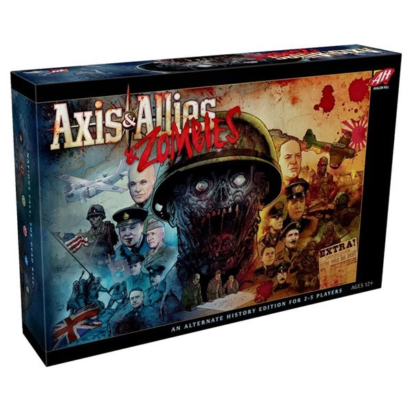 Pret mic Axis  Allies  Zombies