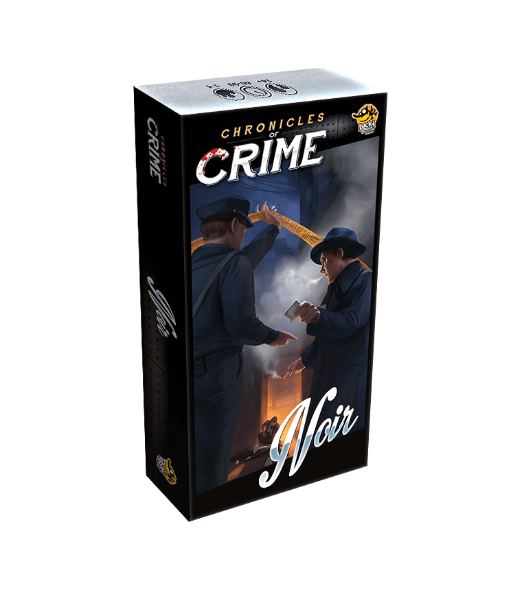 Chronicles of Crime - Noir (Extensie)