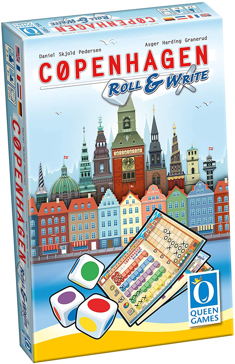 Copenhagen Roll  Write