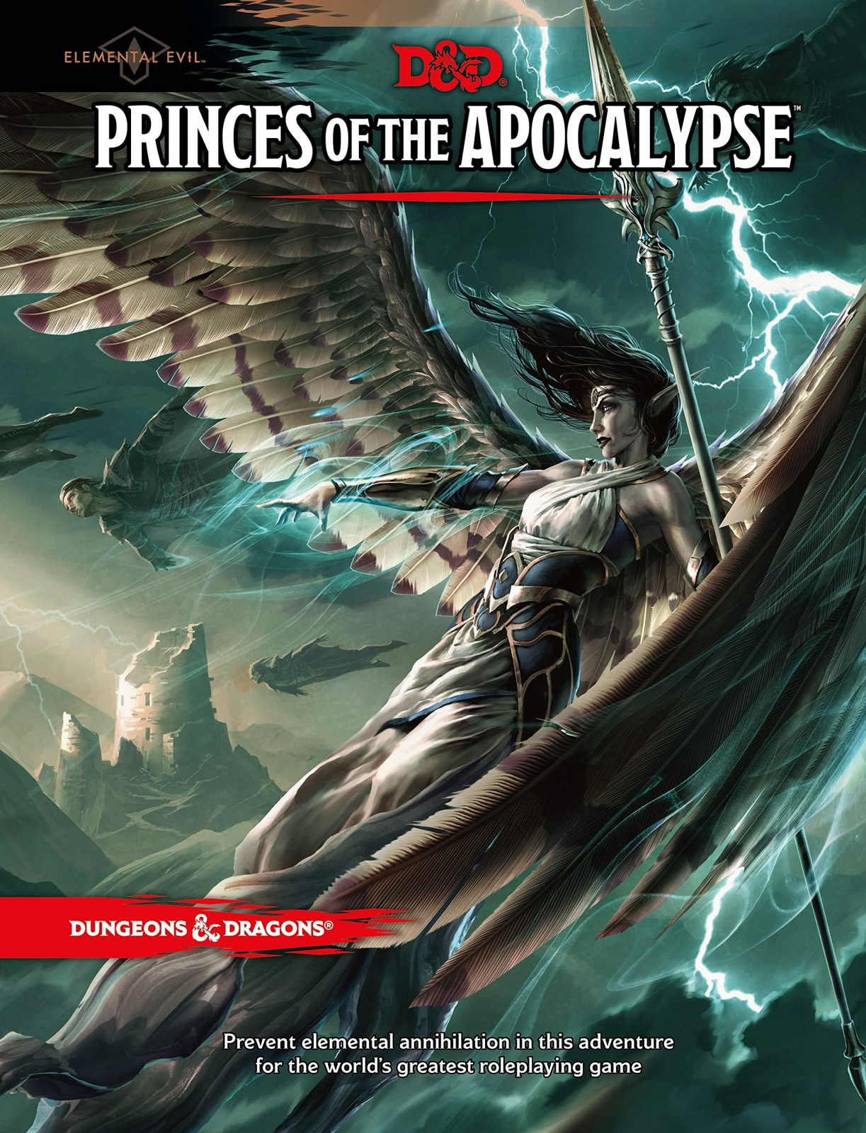 DD Adventure - Princes of the Apocalypse