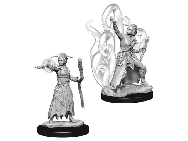 DD Nolzur s Marvelous Miniatures - Female Human Warlock