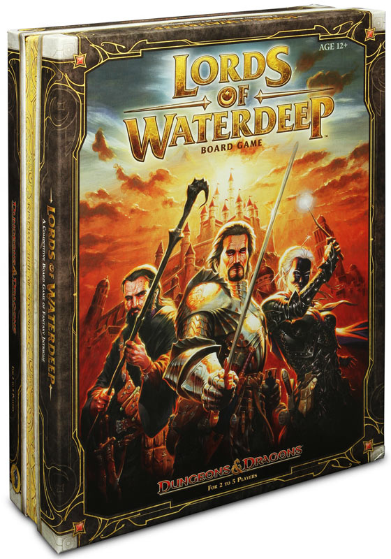 Dungeons  Dragons: Lords of Waterdeep