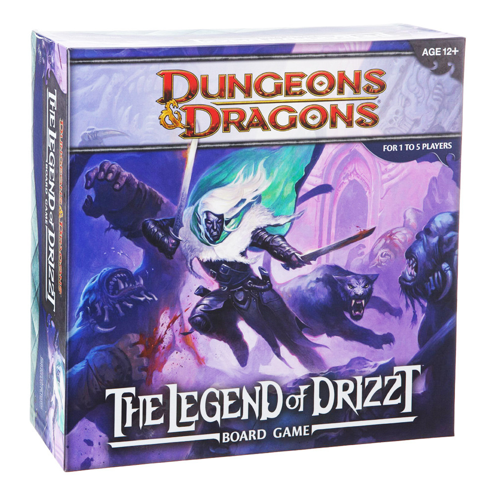Dungeons  Dragons: The Legend of Drizzt