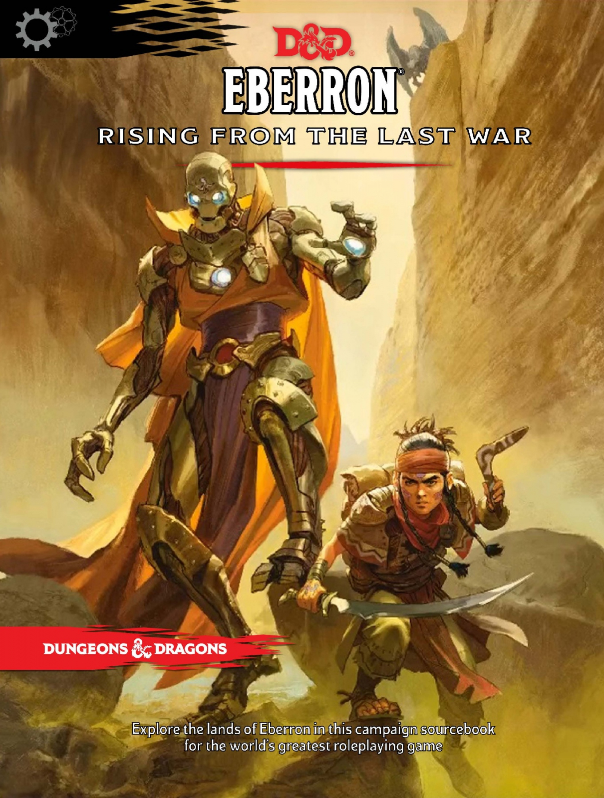Eberron: Rising from the Last War Source Book