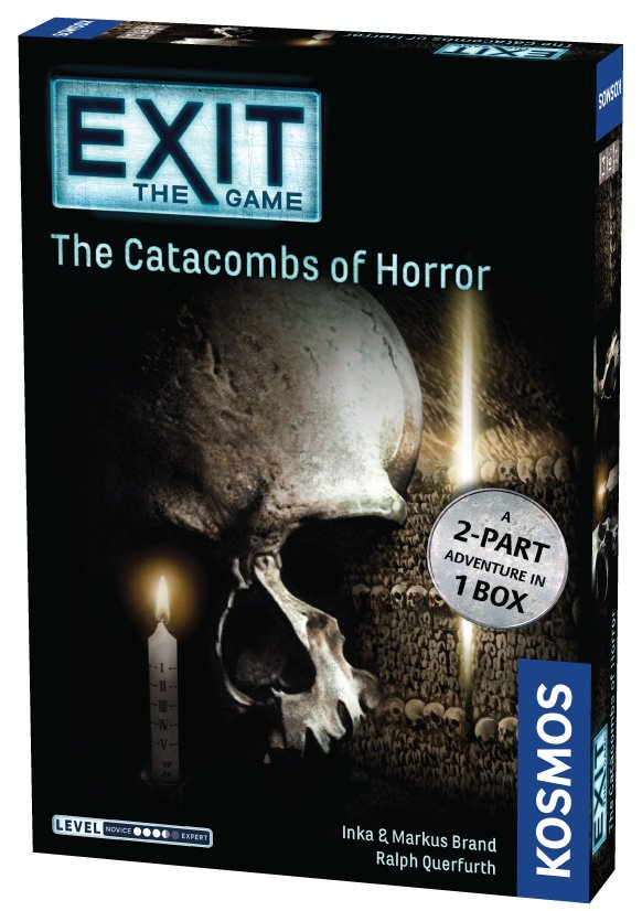 Exit: The Game ,       The Catacombs of Horror