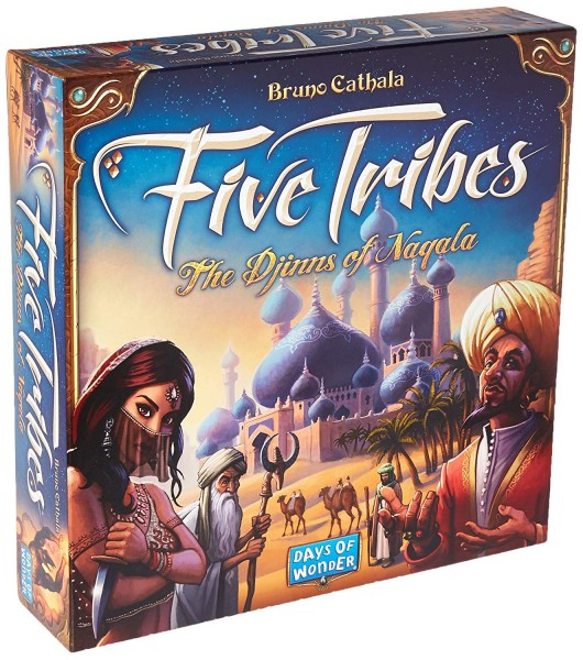 Pret mic Five Tribes
