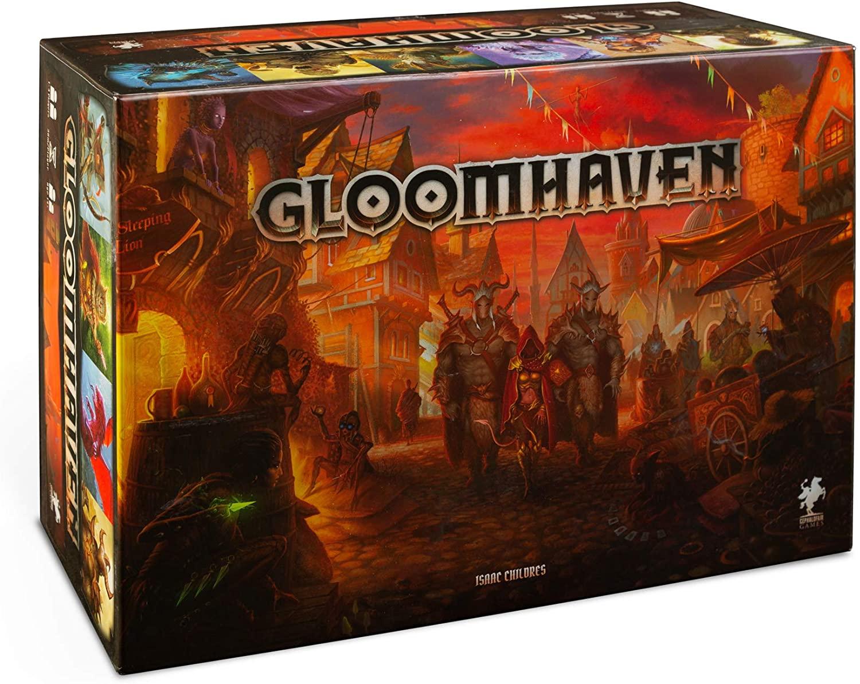 Gloomhaven: 2nd Edition