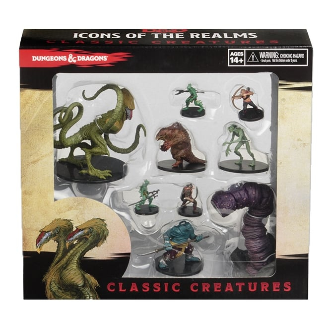 Pret mic Icons of the Realms Classic Creatures