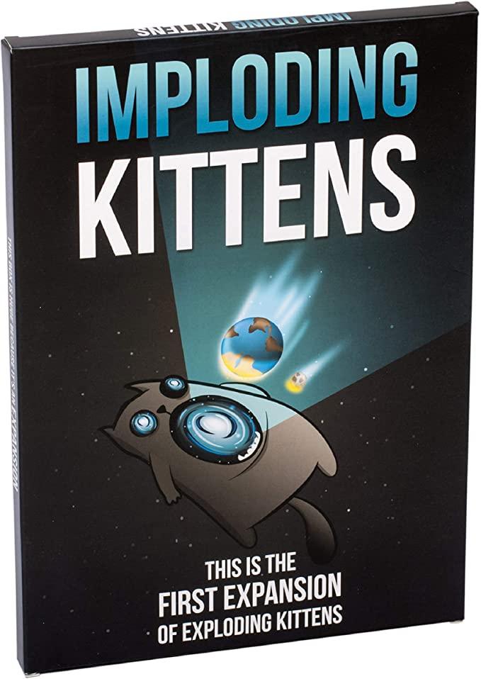 Imploding Kittens: Exploding Kittens (Extensie)