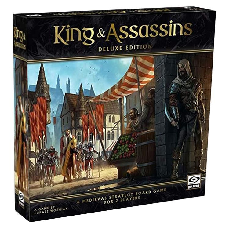 King  Assassins Deluxe Edition
