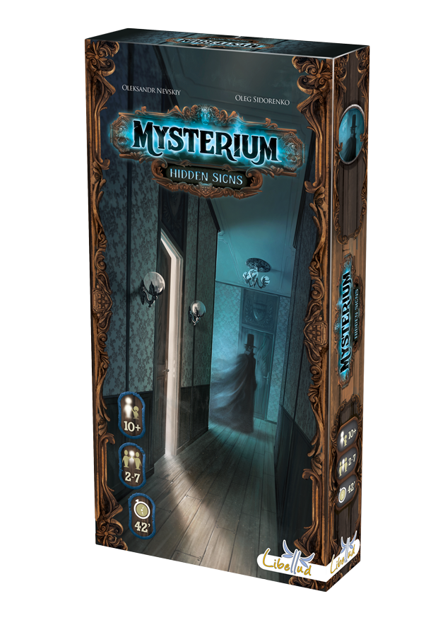 Mysterium Hidden Signs (Extensie)