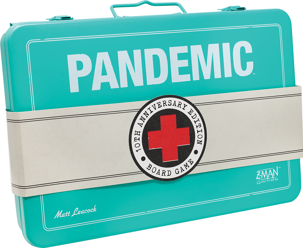 Pret mic Pandemic 10th Anniversary Edition