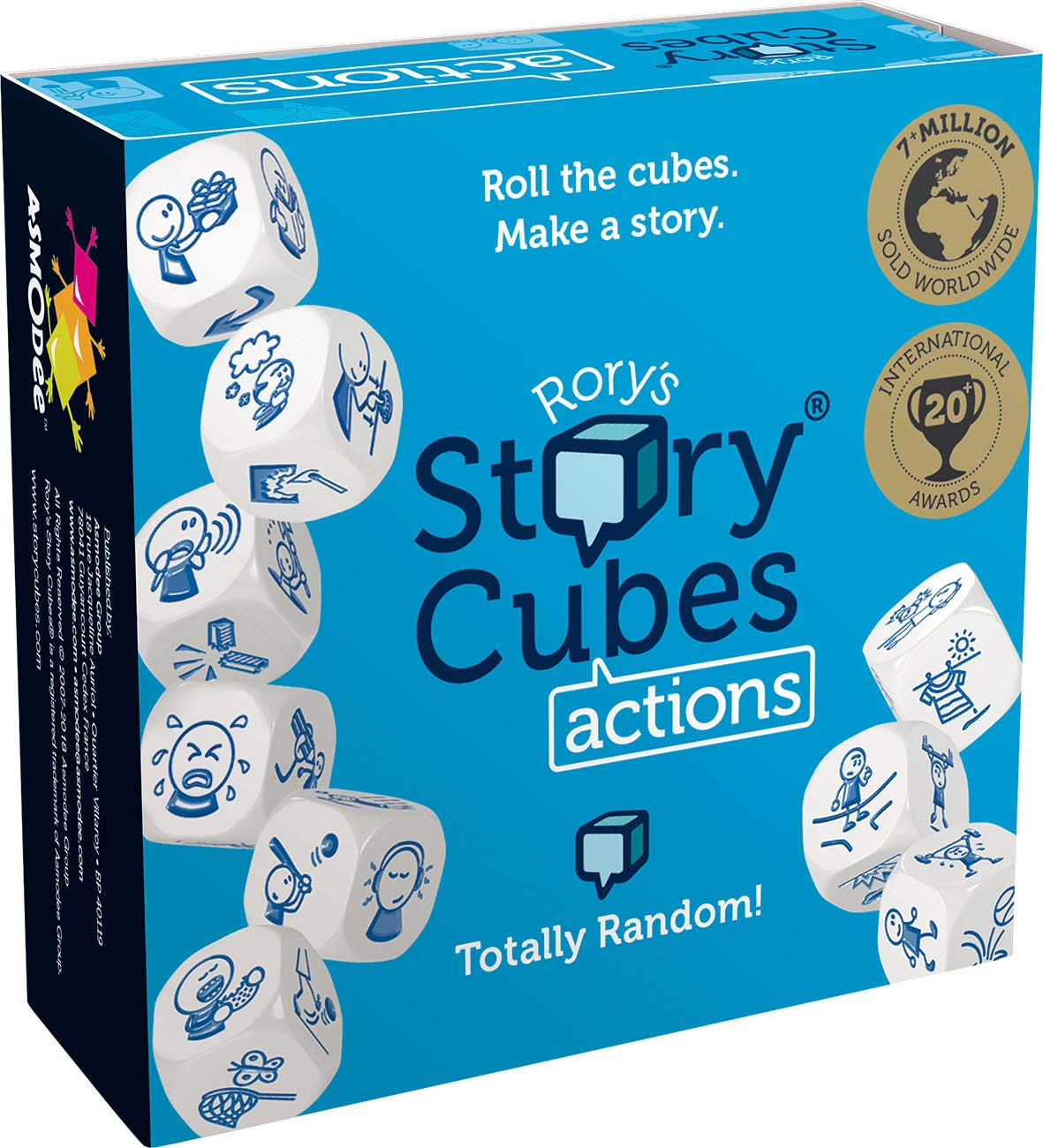 Rory s Story Cubes - Actions