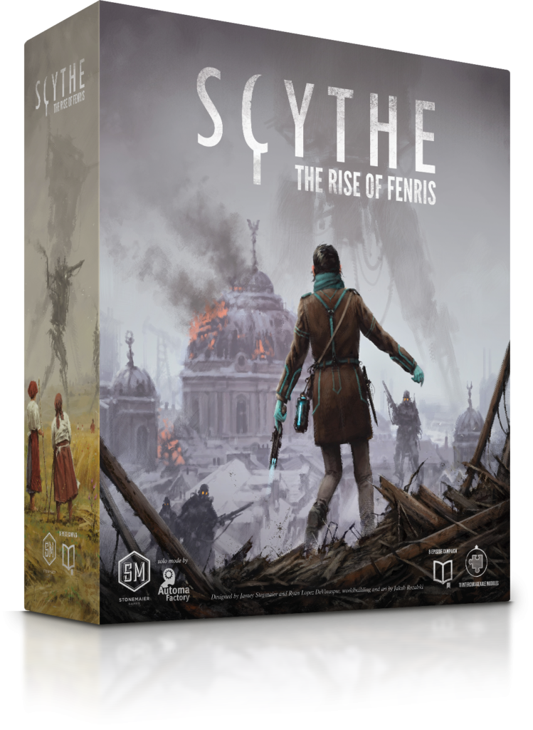 Pret mic Scythe: The Rise of Fenris