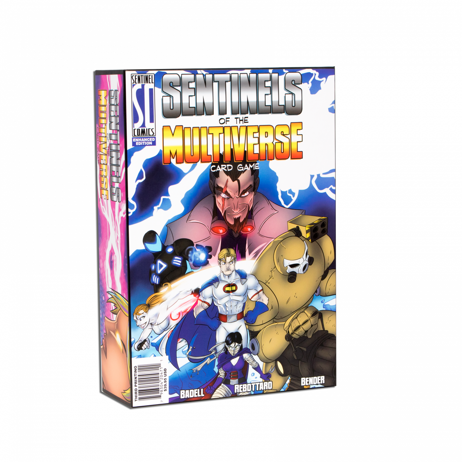 Pret mic Sentinels of the Multiverse: Core Game
