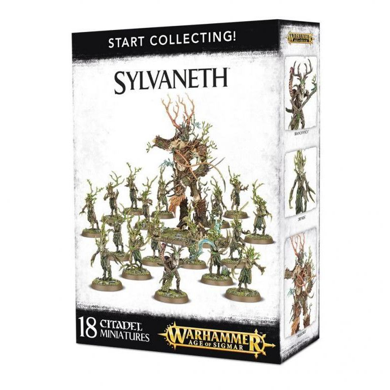 Pret mic Start Collecting! Sylvaneth