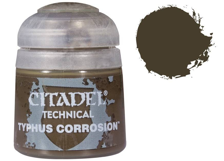 Techical: Typhus Corrosion
