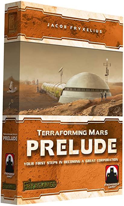 Terraforming Mars Prelude (Extensie)