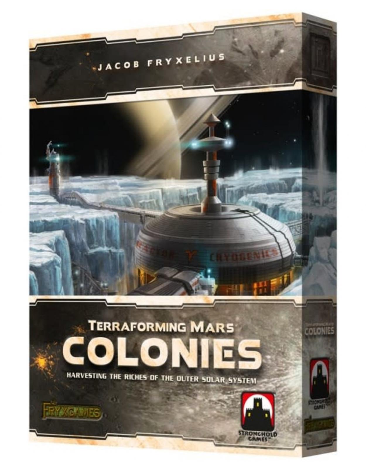 Terraforming Mars - The Colonies (Extensie)