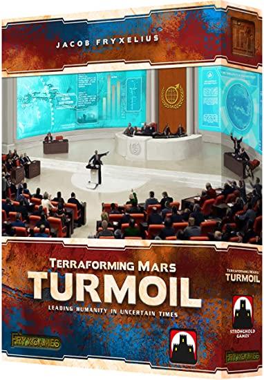 Terraforming Mars Turmoil (Extensie)