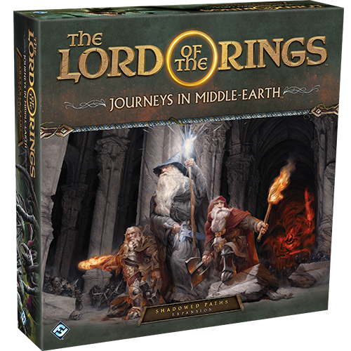 The Lord of the Rings: Journeys in Middle- Earth Shadowed Paths Expansion