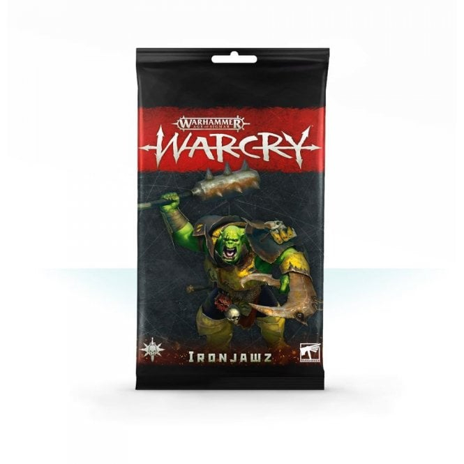 Pret mic Warcry: Ironjawz Card Pack