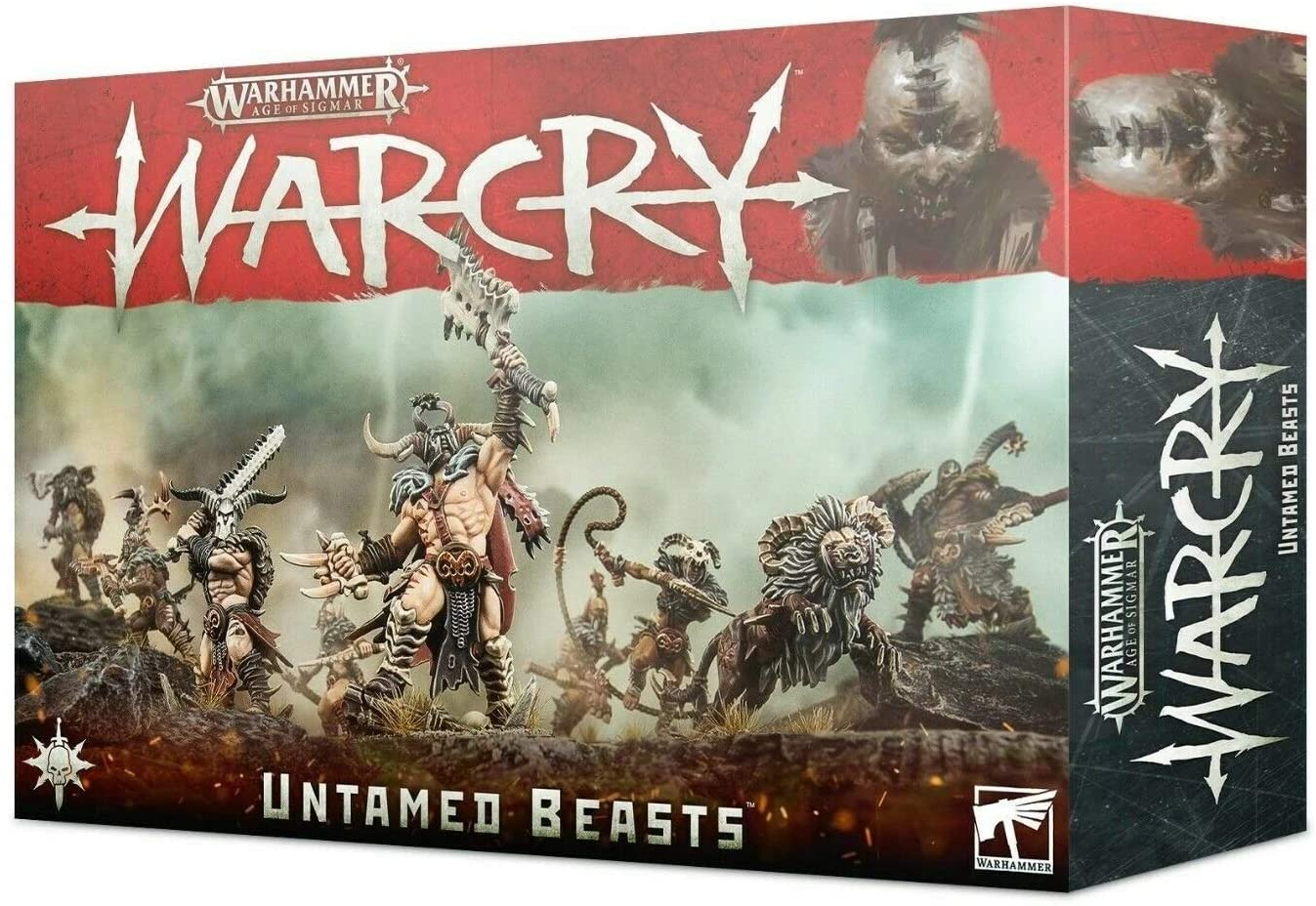 Pret mic Warcry: Untamed Beasts