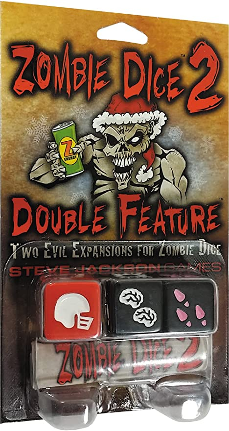 Zombie Dice 2 (Single Unit)